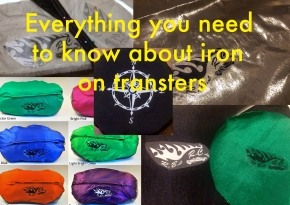 Everything you need to know about Iron-on transfers