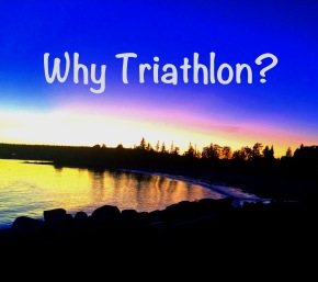Olympic Triathlon Training Part 2: Why Triathlon?