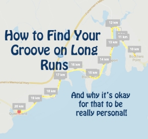 How to Find your Groove on Long Runs