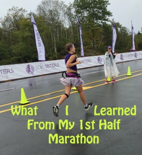 What I Learned from my First Half Marathon