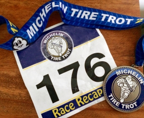 Michelin Tire Trot 5K: RaceRecap