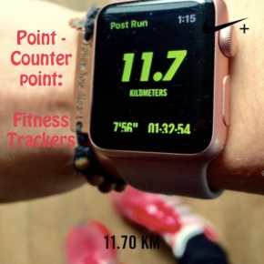 Point-Counterpoint: Fitness Trackers