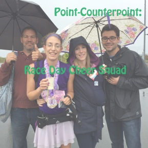 Point-Counterpoint: Race Day CheerSquad