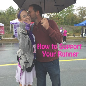 30 Ways to Support Your Runner