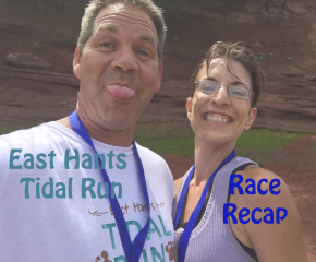East Hants Tidal Run 10k: Race Recap