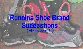 Running Shoe Brand Suggestions (Help Needed)