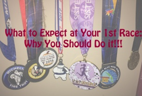 What to Expect From Your First Race, and Why You Should Do It!!