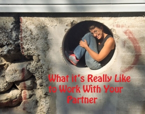What it's Really Like to Work with Your Partner