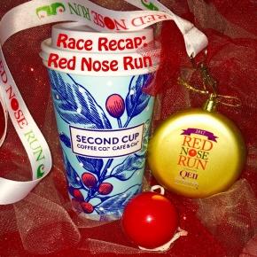 Red Nose Run RaceRecap