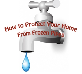 How to Protect Your Home From Frozen Pipes