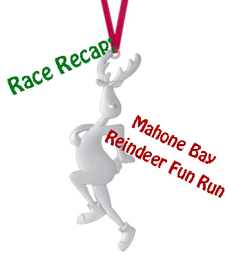 Mahone Bay Reindeer Fun Run