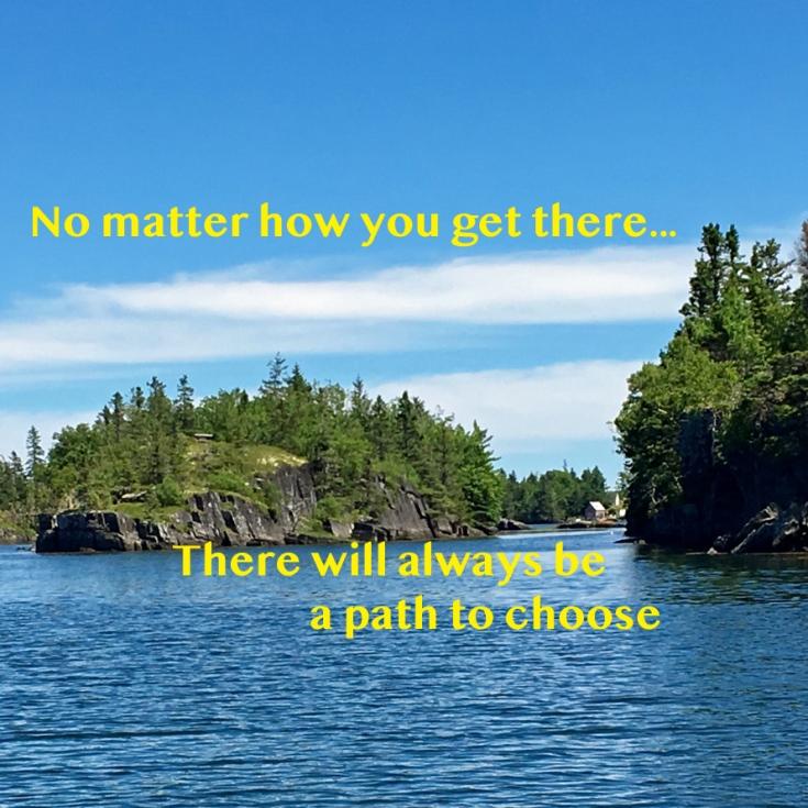 path to choose